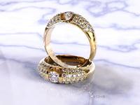 3D stl ring