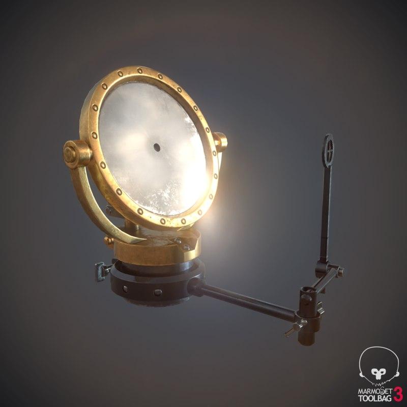 3D heliograph solar telegraph