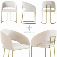 klass chairs 3D