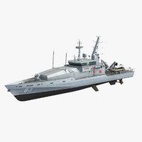 HMAS Armidale 83 Patrol boats