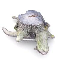 3D scan old tree stump