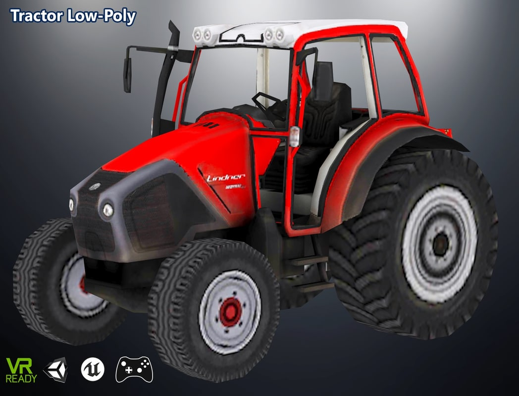 optimized tractor model