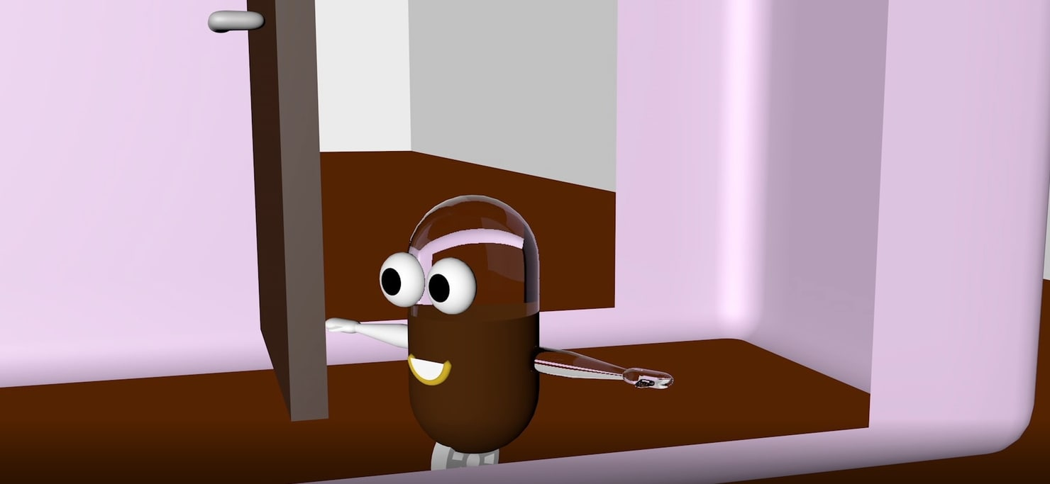 animate 3D