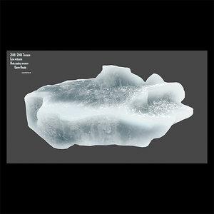 3D ice 1 model