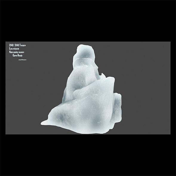 ice 23 3D model