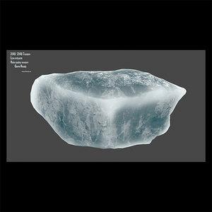 3D model ice 11