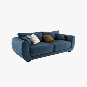 aslan sofa 3D model