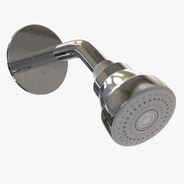 showerhead circular v3 model