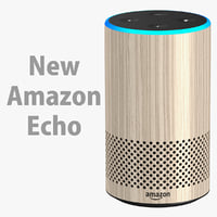 amazon echo new model