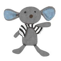 mouse plush 3D