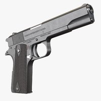 Colt 1911 Government AAA Game Weapon
