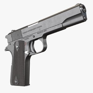 colt 1911 government model