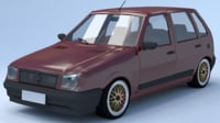 Hatch Car