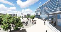3D building municipal
