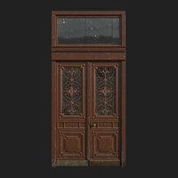 Door Art Nouveau