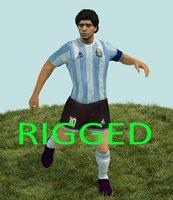 Maradona rigged