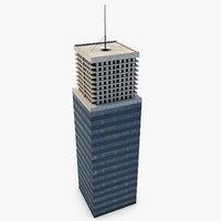 building 07 3D model