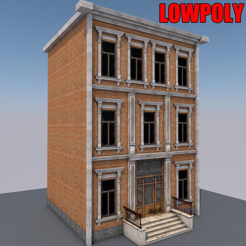 building games 3D