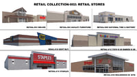 Retail Collection-002 Retail Stores