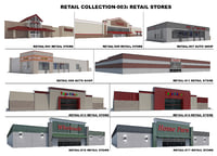 Retail Collection-003 Retail Stores