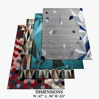 3D boconcept rugs 24