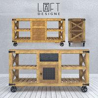 Console 410 model | Loft Design