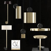 CVL Contract Cal(e) pendant light Collection