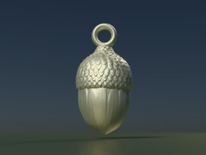 acorn pendant model