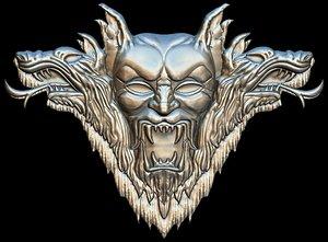 count dracula wolves cnc 3D