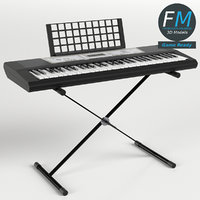 Electronic Keyboard on Stand GR