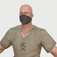 basic bandit 3D