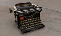 Typewriter Underwood Vintage