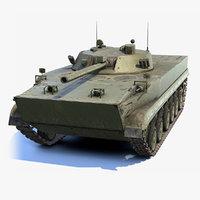 3D soviet bmp-3