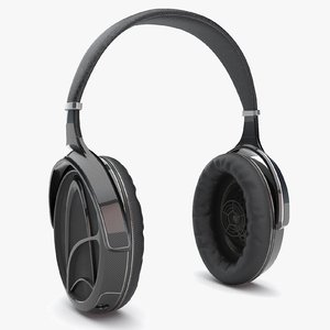 3D concept headphones designed