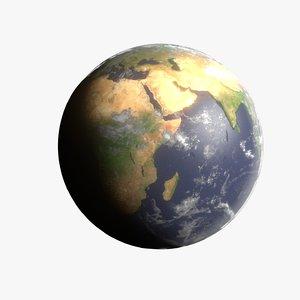 earth 34k model