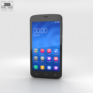 huawei play honor 3D model