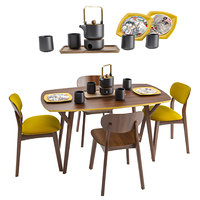 Proso Dining group set