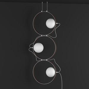 modern pedant light model