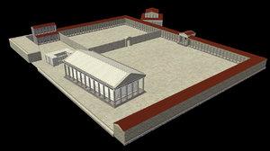 temple troy model