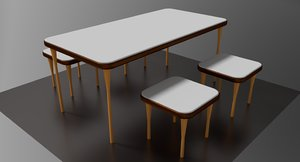 kitchen table chairs model