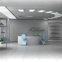 Modern Laboratory