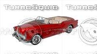 3D 1953 buick skylark model