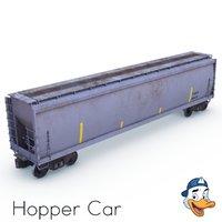 Hopper Car