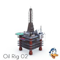 Oil Rig 02