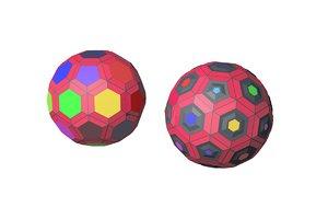 balls model