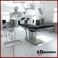 HD Operating (Surgery) Room