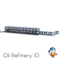 Oil Refinery 10