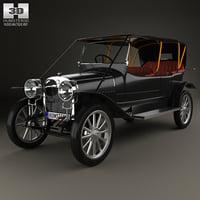 russo russo-balt balt 3D model