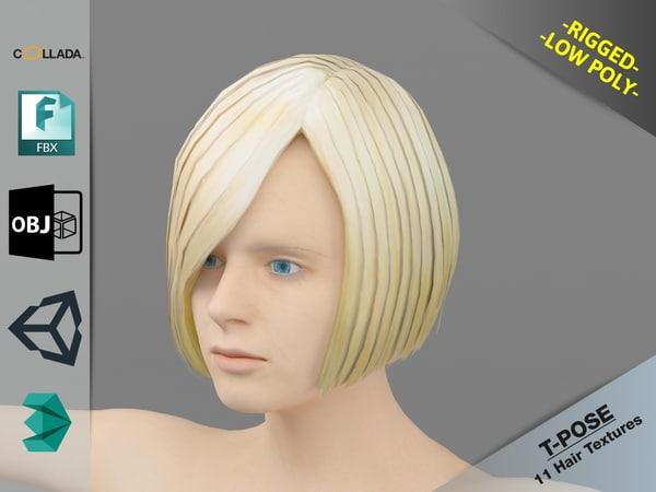 naked girl2 model