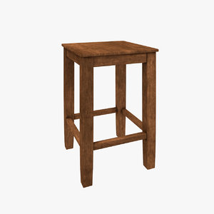 ussr rustic stool model
